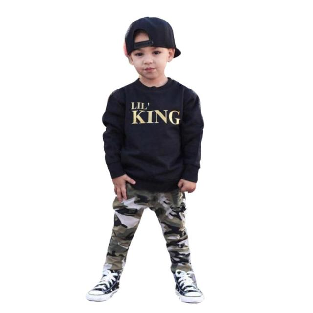Xmas baby's set baby clothes winter clothes for boy Boy's autumn/winter suit of pantsuit for children's wear gift ov23 p30