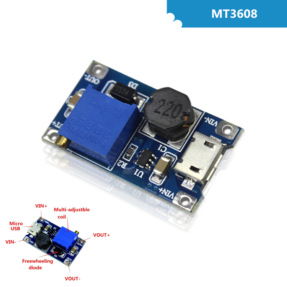 New Wemos Esp Wroom 02 Development Board D1 Mini Wifi Module Esp8266 4v Pcb Circuit Battery Protection Croons 74v 18650 Dc Adjustable Boost 2a Plate Step Up With Micro Usb