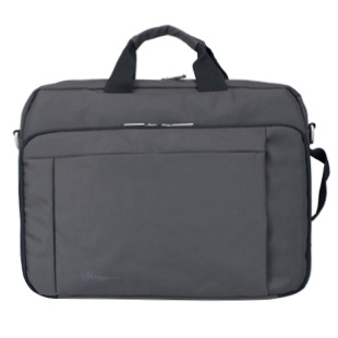 Fashion 14 Inch Nylon Waterproof Computer Messenger Laptop Bag With Shockproof Layer