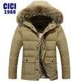 """Para baixo dos homens jaqueta de inverno new Coreano moda jovem jaqueta pato branco para baixo para baixo homens jaqueta """"s quente down jacket 4 cores 100"""