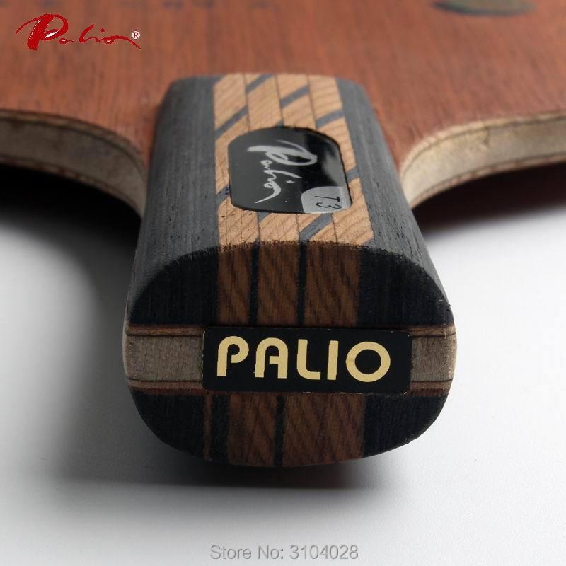 Palio επίσημη T-3 T3 μαχαιροπίρουνα - Αθλητικά ρακέτες - Φωτογραφία 6