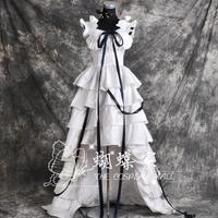 New Anime Chobits Chii S Cosplay Costume Dress White From Chobittsu Chobits Cosplay Costume Woman Party
