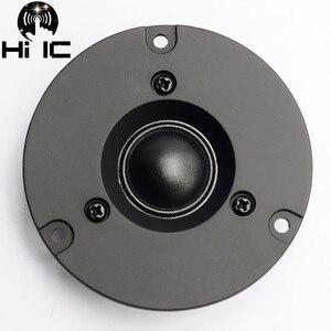 Image 3 - 1 יחידות 3 inch HiFi אודיו רמקול הטוויטרים רמקול חזק הטרבל צופר רמקול 40 w טרבל כפול מגנטי משי סרט רמקול
