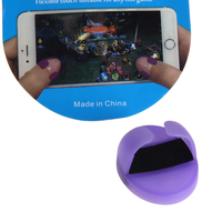 1pc Purple Color Touch Screen Finger Mobile Joystick , Mobile Phone Joystick for Tablet Phone Arcade Games