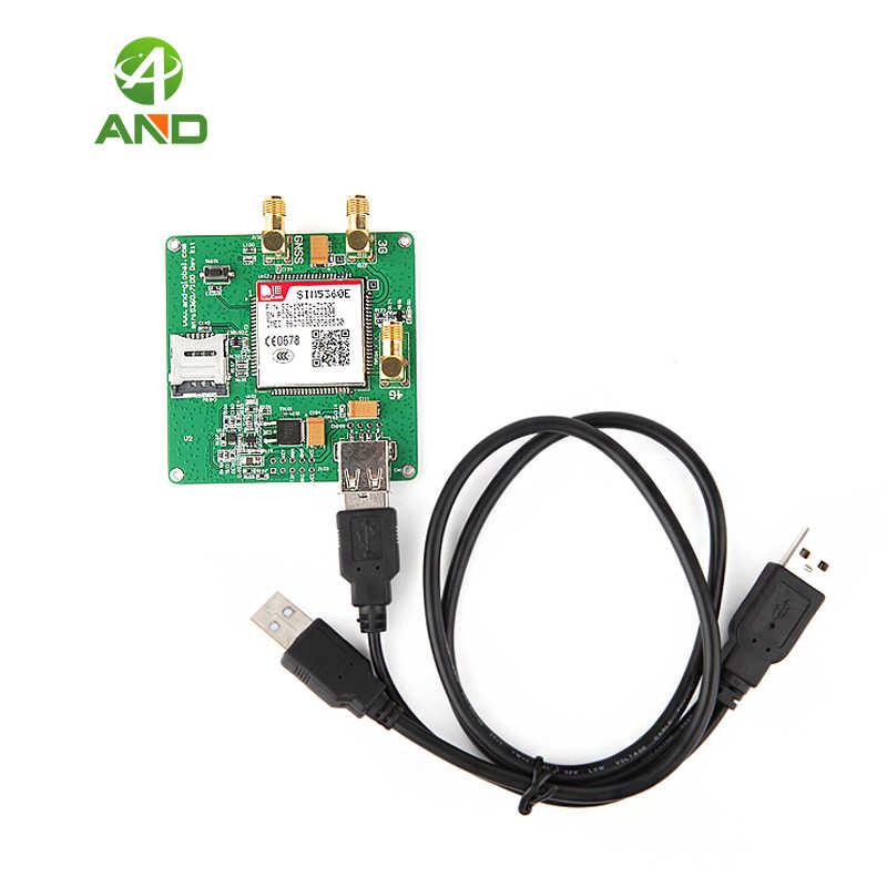 SIM5360E scheda di Valutazione, Compatibile con SIM5320E,WCDMA kit