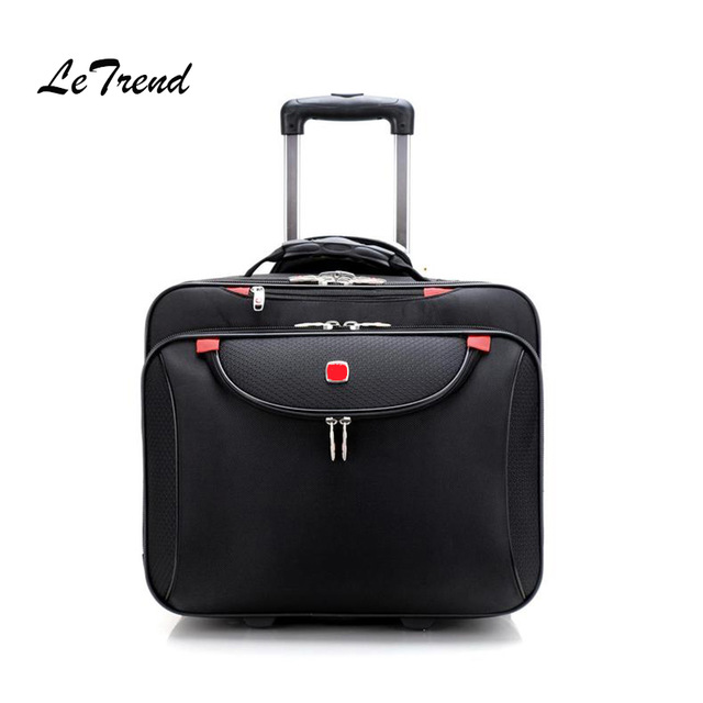 High Quality 18inch Men Travel Multi-function Luggage Hand Trolley Men Boarding Suitcase Large Capacity Travel Luggage High Quality 18inch Men Travel Multi-function Luggage Hand Trolley Men Boarding Suitcase Large Capacity Travel Luggage