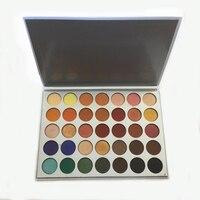 Serseul Best 35 Color Eyes Hadow Palette Makeup EyeShadow Palette Make Up Cosmetic Beauty