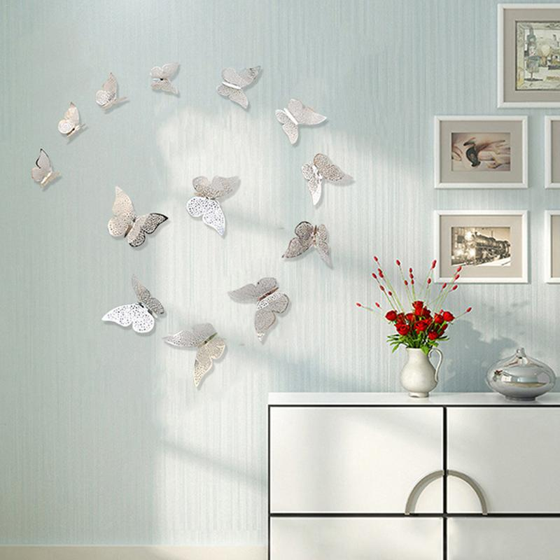 AUGKUN-1PC-Metal-Texture-3D-Hollow-Butterfly-Wall-Stickers-Gold-Silver-Home-Decoration-Festive-Decoration (1)