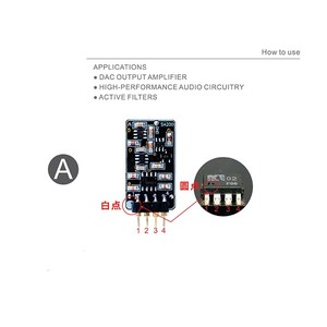 Image 5 - Lusya Full Discrete Component Operational Amplifier HiFi AUDIENCE Preamp Single/Double Op Amp Replaces Muses02 OPA627 T0081