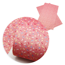 Дэвид Энджи 20*34 см полоса мелкие блестки полоса из искусственной кожи искусственная кожа DIY декоративный Hairbow сумка материалы, 1Yc6526