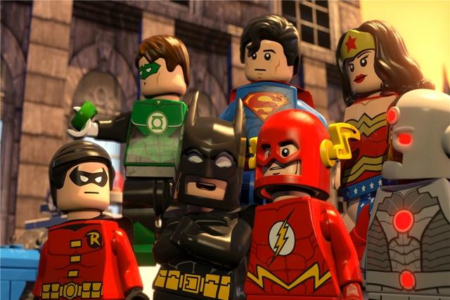 Justice League Superman Sticker Robin Flash Lego Wallpaper Dc Comics