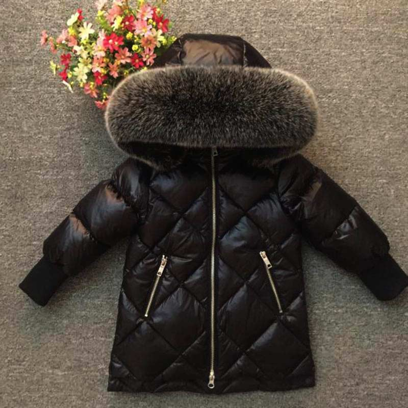 High Quality Children'S Clothing Girl Down Jacket Winter Jacket For Girl Kids Fashion Winter Coat For Boy Hooded Jacket 12 M-14Y icebear 2018 fashion winter jacket men s brand clothing jacket high quality thick warm men winter coat down jacket 17md811
