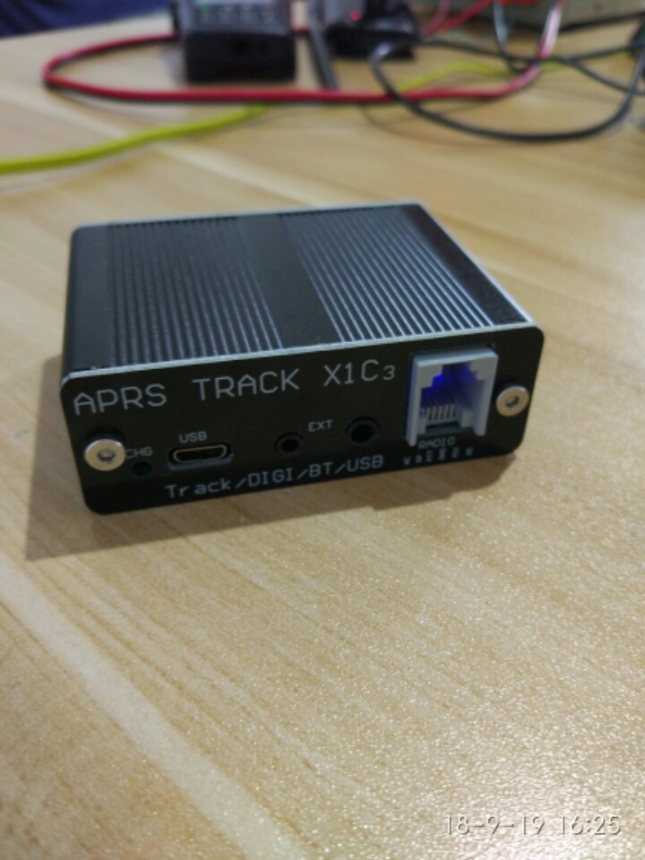 New updated verison APRS 51Track X1C 3 Tracker Advanced APRS Tracking Device Designed for HAMs Radio