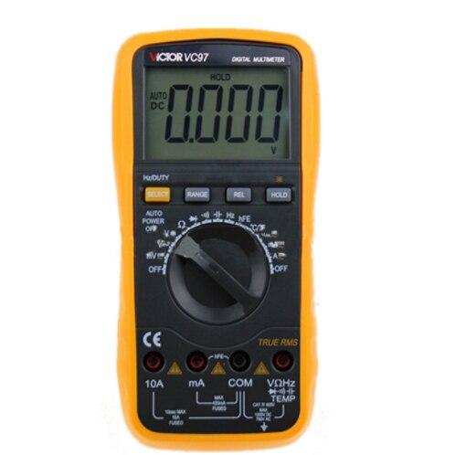 Victor DMM VC97 Auto Range Digital Multimeter Meter