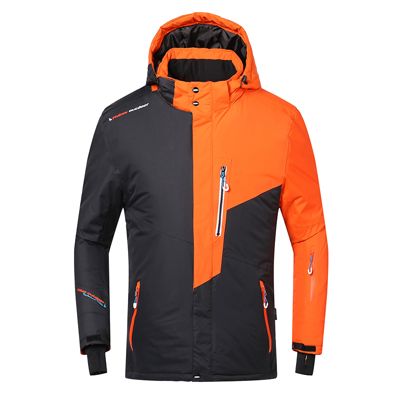 f619b8660b Detector Men Ski Jacket Winter Snowboard Suit Men s Outdoor Warm Waterproof  Windproof Breathable Clothes-in Skiing Jackets from Sports   Entertainment  on ...