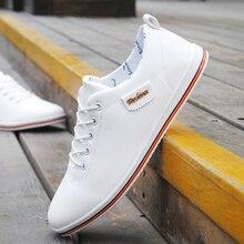 Spring Summer Men Shoes Breathable Men's Casual Shoes Pu Lea