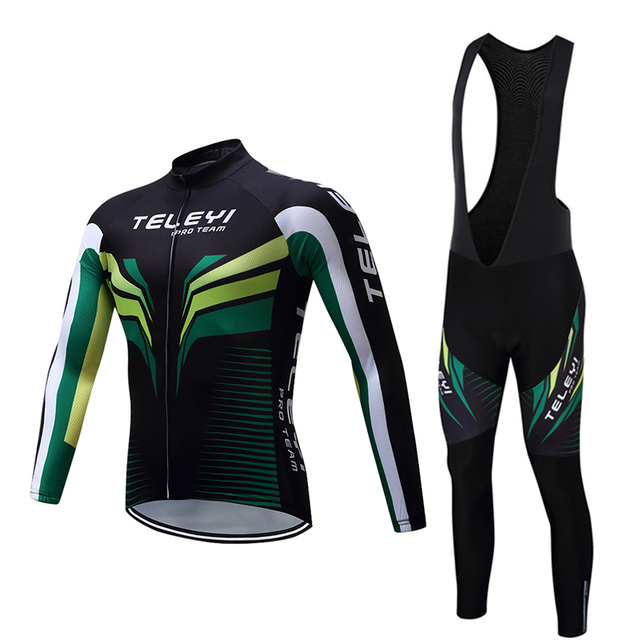 Men s Pro Team Long Sleeve Cycling Clothes Autumn Spring Cycle Maillot Mens Bike  Jersey Shirt Funny Bicycle Clothing Triathlon 12dcd2768