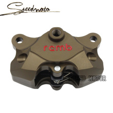 CNC Aluminum Universal 84mm Rear Brake Caliper Motorcycle For Ducati Aprilia All Modelle tous modeles YZF