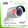 Hik International DS-2CD2042WD-I H.264+ 4MP waterproof bullet IP Cameras with POE Network camara IPcam Camera Cam