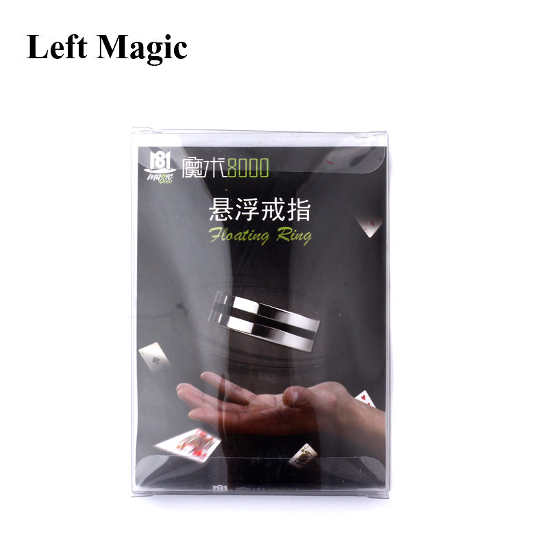 Floating Ring Magic Tricks Play Ball Pen Floating Effect Of Invisible Suit Powerful Magic Props Close Up Stage Props Gimmick Acc in Magic Tricks from Toys Hobbies