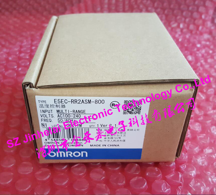 E5EC-RR2ASM-800, E5EC-RX2ASM-800 New and original OMRON Temperature controller AC100-240V 50/60Hz все цены