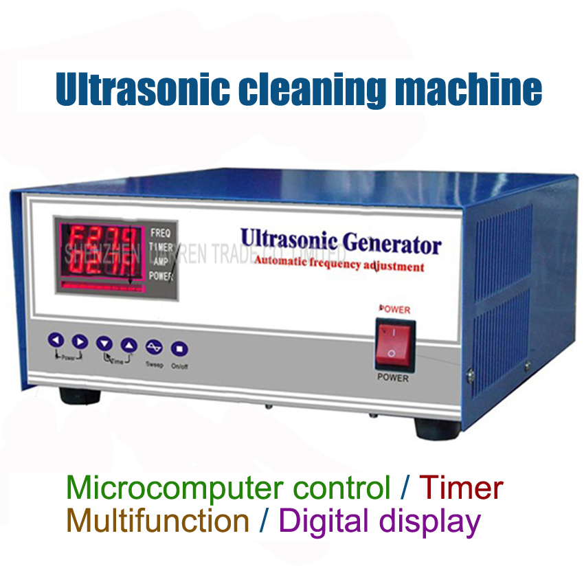 Digital Power Display : Pc multifunctional ultrasonic generator w khz with