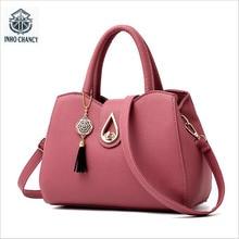 2017 new bag female sweet lady fashion handbag Messenger bag shoulder bag