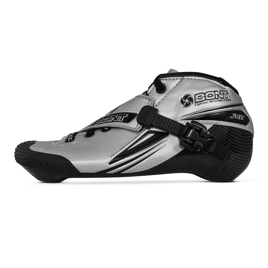 100% Original Bont Jet 2PT 195mm Speed Inline Skate Heatmoldable Carbon Fiber Boot Competetion Racing Skating Boot Patines Shoes настольная игра magneticus магнитная мозаика ферма mc 002