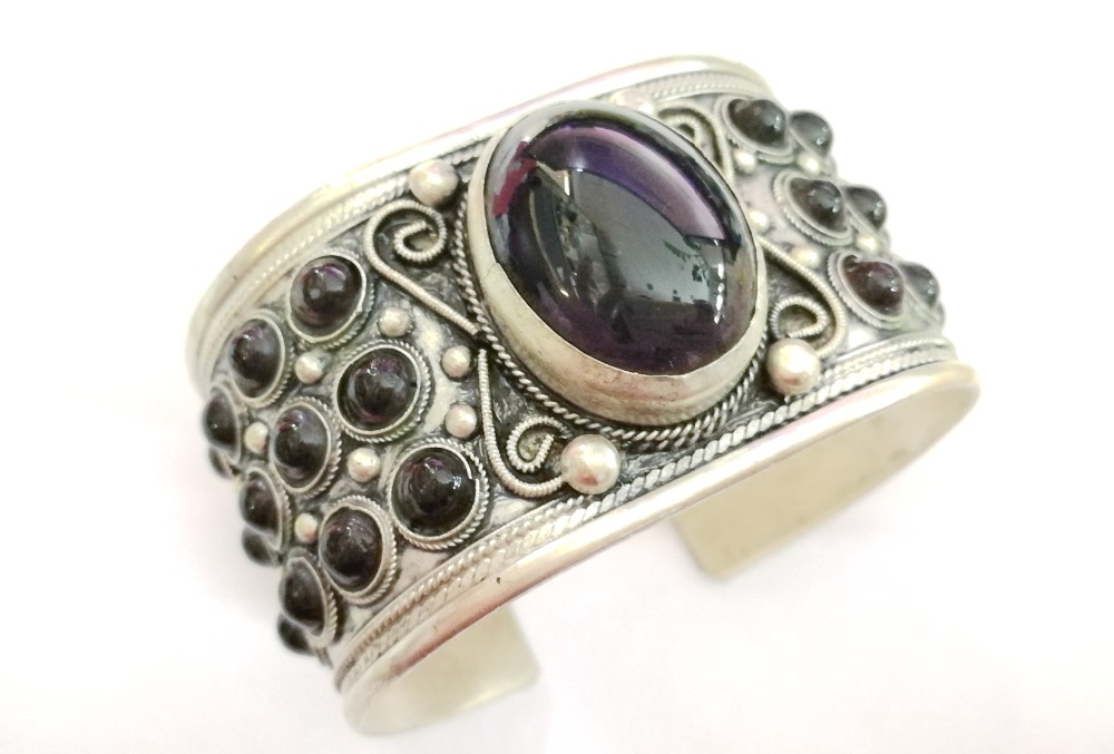 Charm Old Tibet Silver...