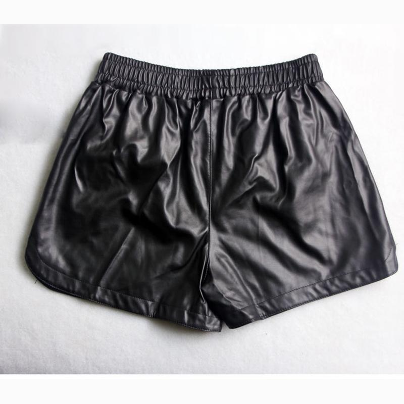 Online Get Cheap High Waisted Leather Shorts -Aliexpress.com ...