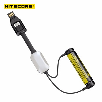 Nitecore LC10 Portable Magnetic Outdoor USB Charger Charging and Discharging Power Bank Funcation Charger Battery 18650 Battery Chargers