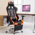Мода Компьютерные кресла WCG Игры Стул С НОГ ОТДЫХА