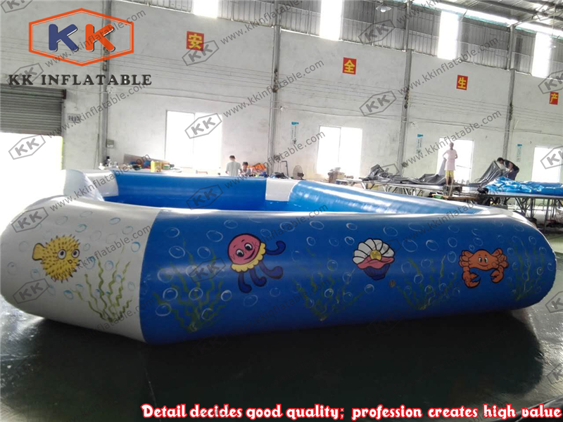 Inflatable intex swimming pool for kids inflatable water boats pool
