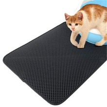 2019 new folding pet special falling sand pad double cat dog massage cushion supplies