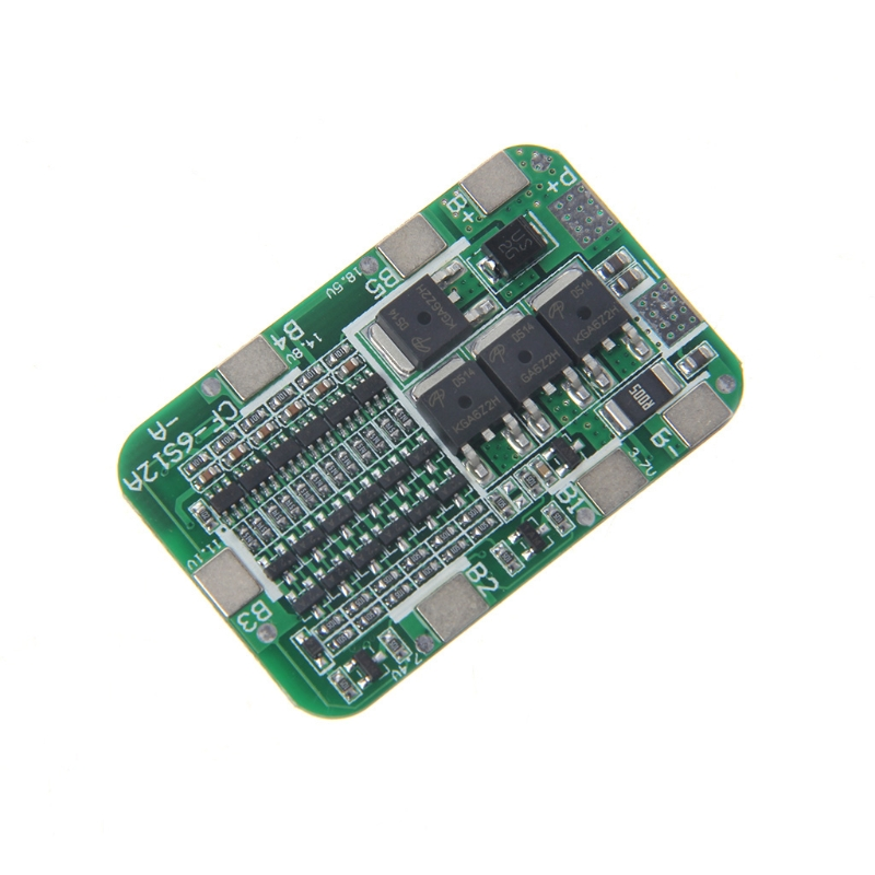 <font><b>6S</b></font> 15A 24V PCB BMS <font><b>Protection</b></font> Board For 6 Pack 18650 Li-ion Lithium <font><b>Battery</b></font> Cell Module #R179T# Drop shipping