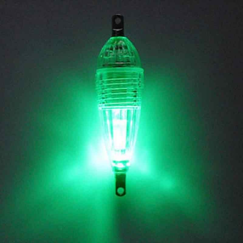LED กระพริบ MINI DROP ลึกใต้น้ำไฟตกปลาปลาหมึกล่อปลาสีเขียว 2019 ใหม่
