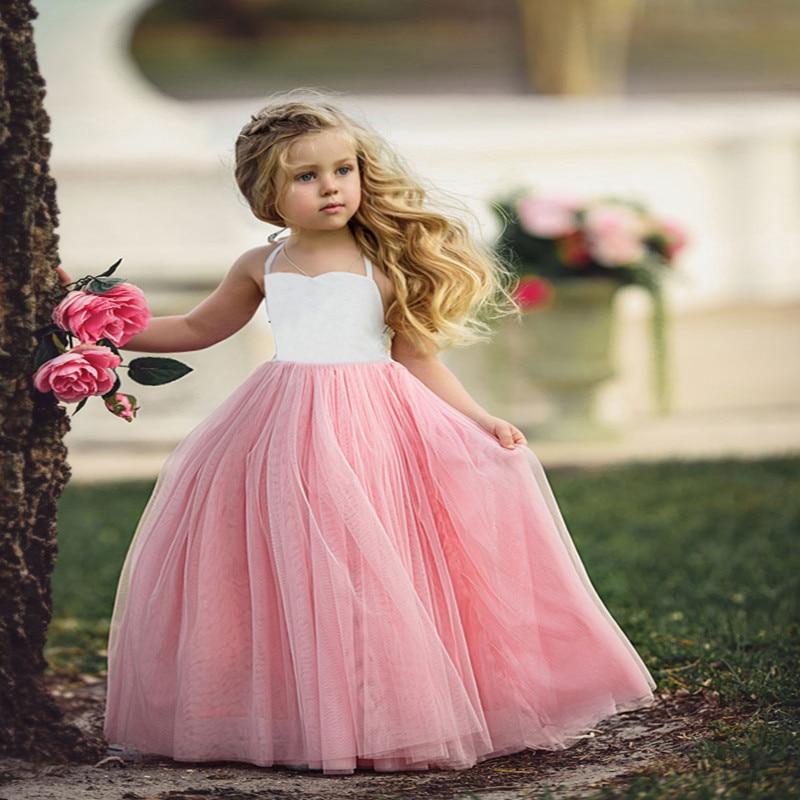 Новинка 2017 года девушка фантазии Туту Одежда Детский Хеллоуин оборками платье принцессы одежда для малышей