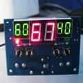 XH-W1401 12 V Termômetro Digital LED Controlador de Temperatura Do Termostato De Refrigeração Aquecimento Controle stazione meteo termometro digital de