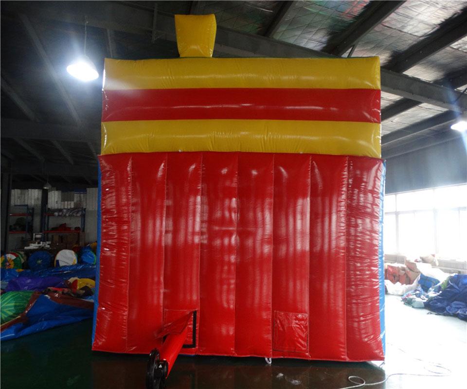 Fabrika doğrudan çift şeritli şişme arazi slayt / satılık - Eğlence - Fotoğraf 5