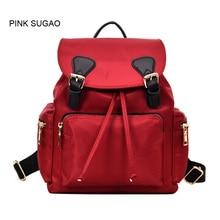 ede1cf919d Pink Sugao small backpack women fashion bookbag anti theft backpack school bags  designer back pack shouler