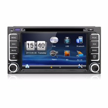 "Universale 6.2 ""Car DVD Player con GPS (opt) TV/BT, radio stereo audio per TOYOTA Corolla Camry Previa VIOS HILUX Prado Cruiser"