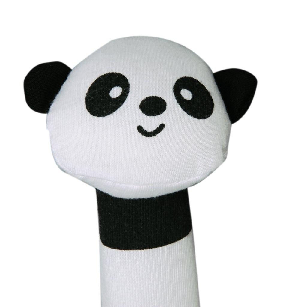 KEOL форма панда ткани визг sound bar детские игрушки играть ...