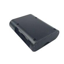 Горячие Рашпиль B Erry Pi 3 Модель B корпус ABS пластик RPI Box Shell с черный/белый цвет/прозрачный для Рашпиль b Erry Pi 2 Модель B/b +
