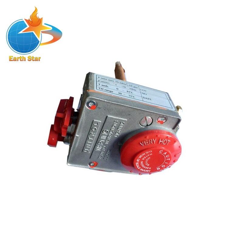 Накопительный водонагреватель термостат Клапан окружающей среды Температура диапазон 0-85 градусов цена акции