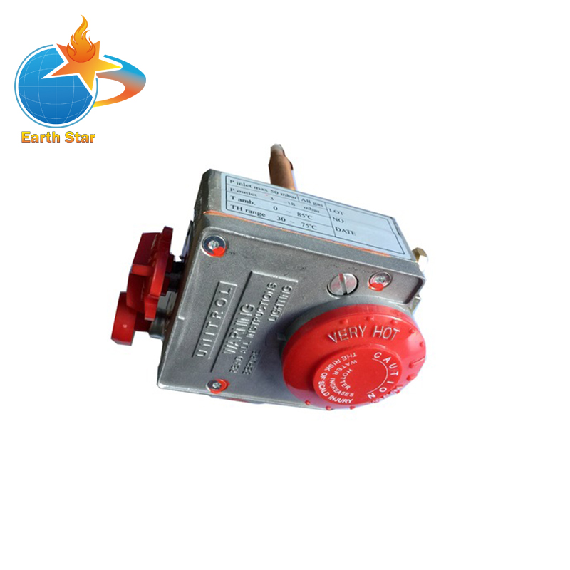 Storage Water Heater Thermostat Valve Ambient Temperature Range 0-85 Degree promotion price promotion 30 80c adjustable temperature controller capillary thermostat