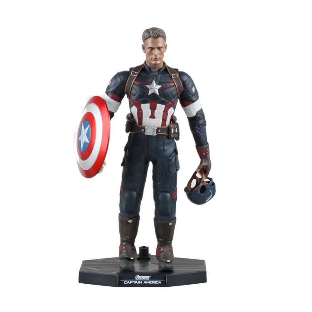 Movie the Super Hero Hero Age Of Ultron Captain America 1/6 Scale Action Figure Doll Anime DC008039 фигурка planet of the apes action figure classic gorilla soldier 2 pack 18 см