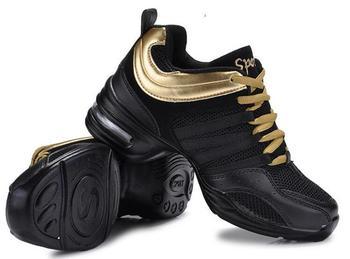 2017 nueva llegada zapatos de baile zapatos de las mujeres Jazz Hip Hop Zapatos Zapatillas de deporte para mujer plataforma de baile zapatos de mujer Zapatos