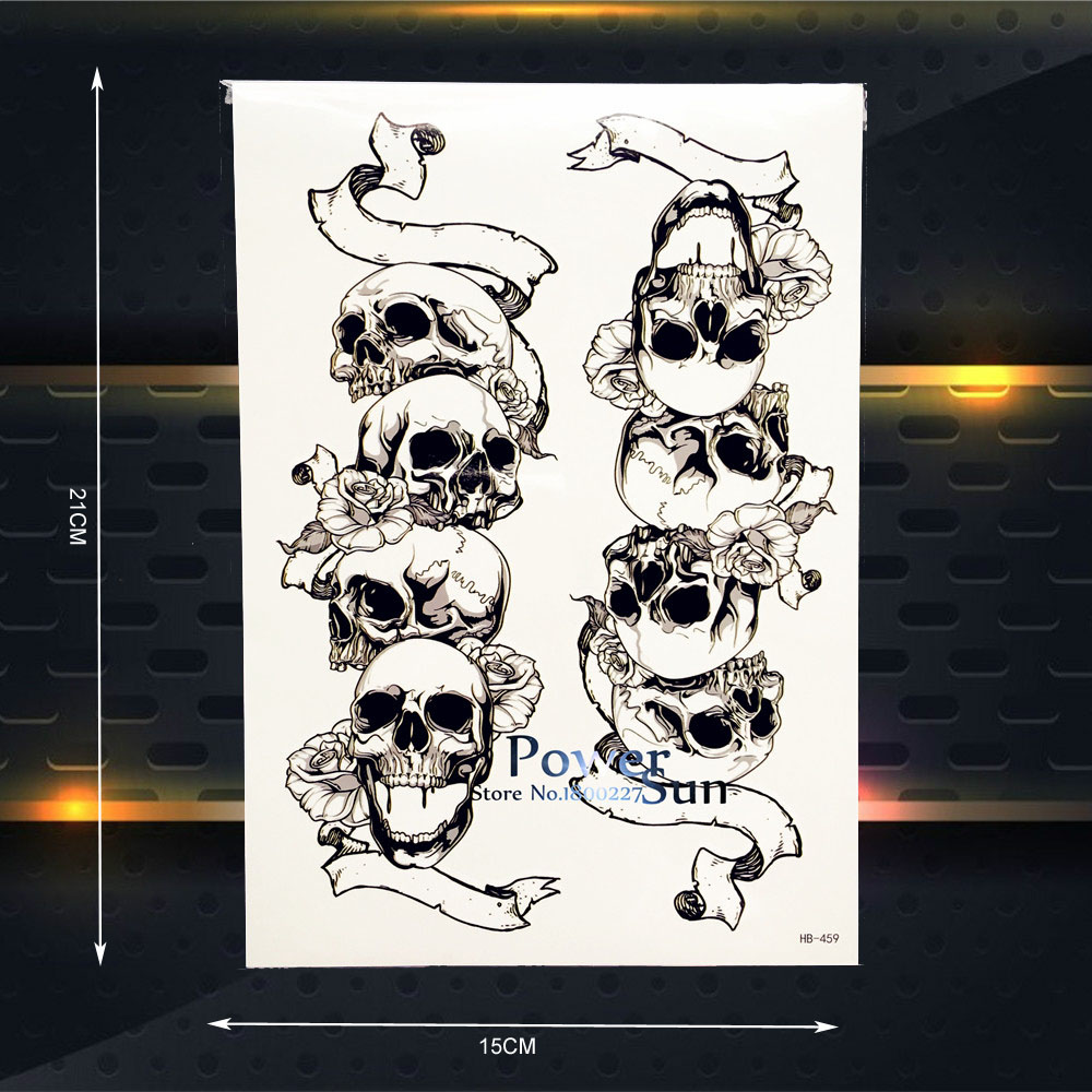 Skeleton Body Art