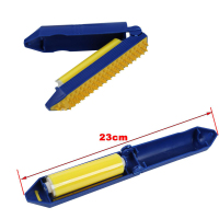 Reusable Rubber Sticky Pet Hair Remover Picker Cleaner Roller Brush