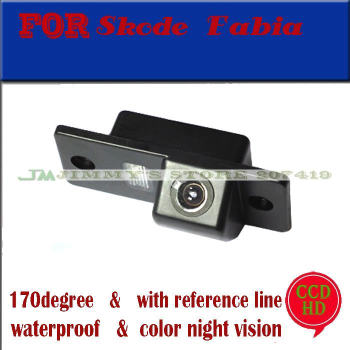 for Sony /ccd <font><b>car</b></font> rear camera Parking Assistant for VW skoda Fabia/octavia license <font><b>plate</b></font> camera waterproof